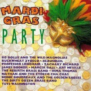 Mardi Gras Party - Cover