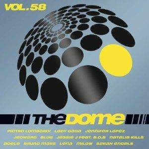 Cover - Game Feat. 50 Cent, The: Dome Vol. 58, The