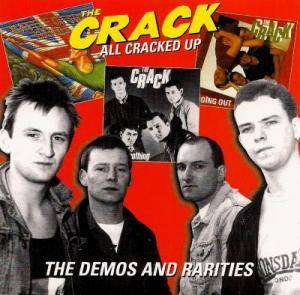 Cover - Crack, The: All Cracked Up - The Demos And Rarities