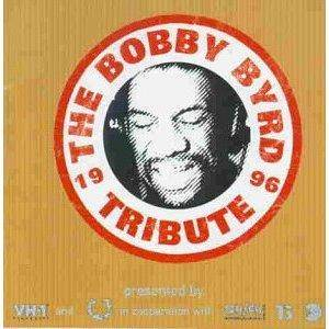 Cover - Push: Bobby Byrd Tribute 1996, The
