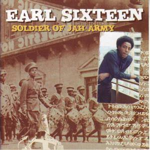 Cover - Earl Sixteen: Soldier Of Jah Army