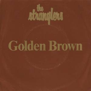The Stranglers: Golden Brown - Cover