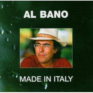 Cover - Al Bano: Made In Italy