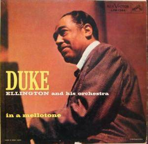 Duke Ellington & His Orchestra: In A Mellotone - Cover