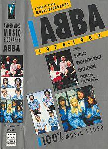 Cover - ABBA: Music Biography 1974-1982