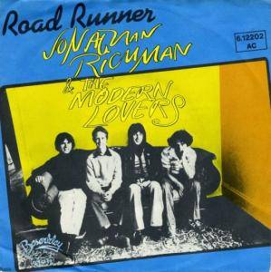 Cover - Jonathan Richman & The Modern Lovers: Roadrunner