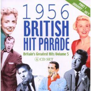 1956 British Hit Parade Part 1 - Cover