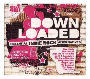 Cover - Long Blondes, The: Downloaded Essential Indie Rock Alternatives