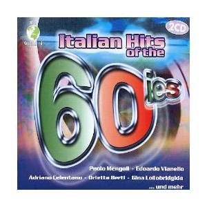 World Of Italian Hits Of The 60ies, The - Cover