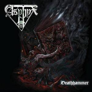 Asphyx: Deathhammer - Cover