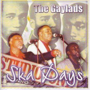 Cover - Gaylads, The: Ska Days