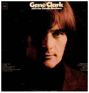 Gene Clark: Gene Clark With The Gosdin Brothers - Cover