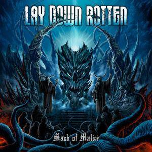 Cover - Lay Down Rotten: Mask Of Malice