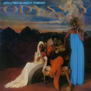 Cover - Odyssey: Hollywood Party Tonight
