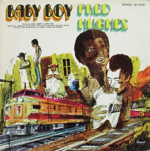 Cover - Fred Hughes: Baby Boy