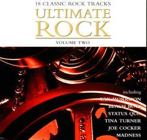 Ultimate Rock Volume Two - Cover