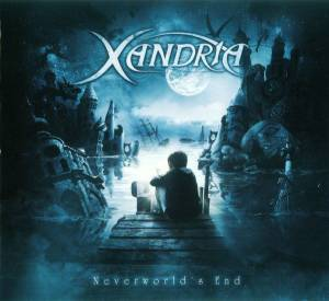 Cover - Xandria: Neverworld's End
