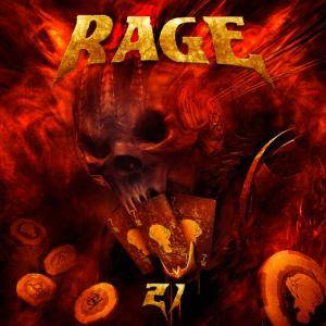 Rage: 21 - Cover