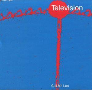 Cover - Television: Call Mr. Lee
