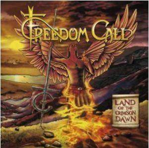 Freedom Call: Land Of The Crimson Dawn - Cover
