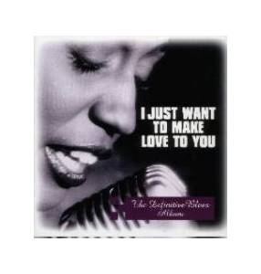 Cover - Sugar Boy Crawford: I Just Want To Make Love To You