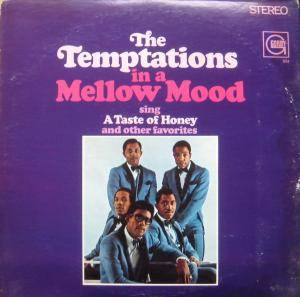 Cover - Temptations, The: In A Mellow Mood