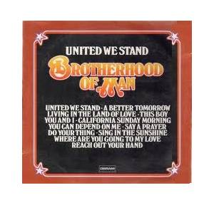 Cover - Brotherhood Of Man: United We Stand