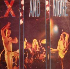 X: And More - Cover