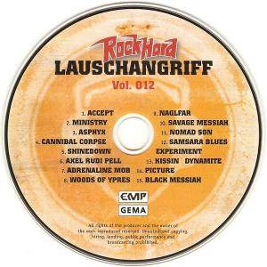 Rock Hard - Lauschangriff Vol. 012 (CD) - Bild 3