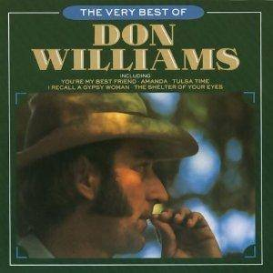 Cover - Don Williams: Very Best Of, The