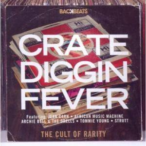Cover - Tommie Young: Crate Diggin Fever