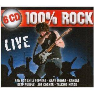 Cover - Little River Band: 100% Rock - Live