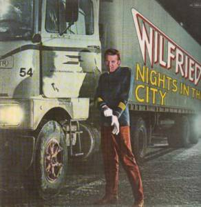 Cover - Wilfried: Nights In The City