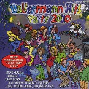 Cover - Modern Talking Feat. Eric Singleton: Ballermann Hits Party 2000