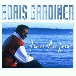 Cover - Boris Gardiner: Friends And Lovers