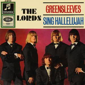 Cover - Lords, The: Greensleeves