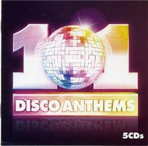 101 Disco Anthems - Cover