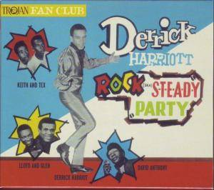 Cover - Derrick Harriott: Rock Steady Party