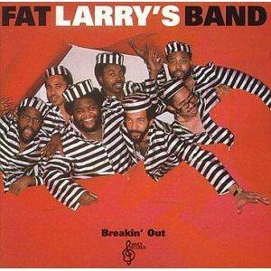 Cover - Fat Larry's Band: Breakin' Out