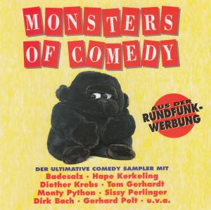 Cover - Sissi Perlinger: Monsters Of Comedy