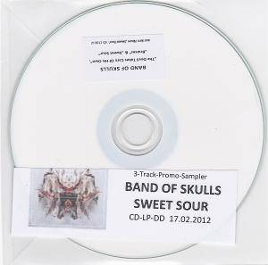 Cover - Band Of Skulls: Sweet Sour