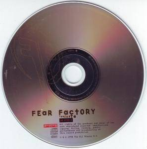 Fear Factory: Obsolete (CD) - Bild 3