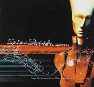 Spineshank: Height Of Callousness, The - Cover