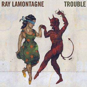 Ray LaMontagne: Trouble - Cover
