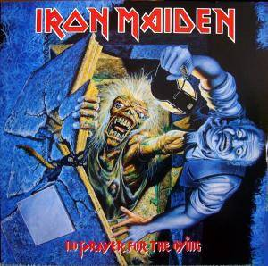 Iron Maiden: No Prayer For The Dying - Cover