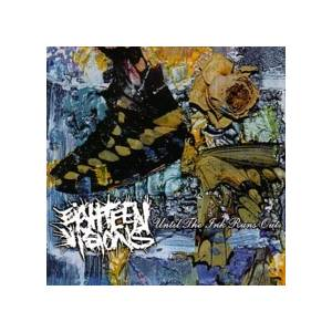 Cover - Eighteen Visions: Until The Ink Runs Out