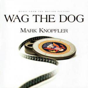 Cover - Mark Knopfler: Wag The Dog