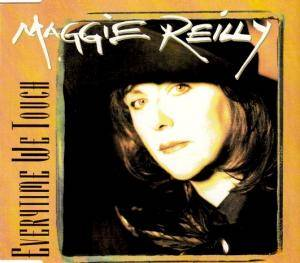 Cover - Maggie Reilly: Everytime We Touch