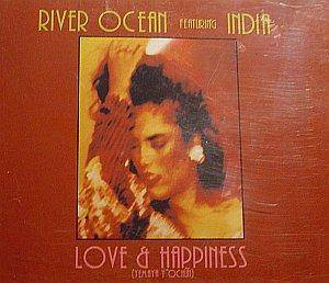 Cover - River Ocean Feat. India: Love & Happiness (Yemaya Y Ochún)