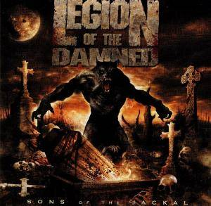 Legion Of The Damned: Sons Of The Jackal (CD + DVD) - Bild 1